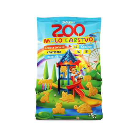 ZOO Kids biscuit